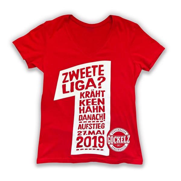 """T-Shirt """"Aufstieg 2019"""" Girl"""